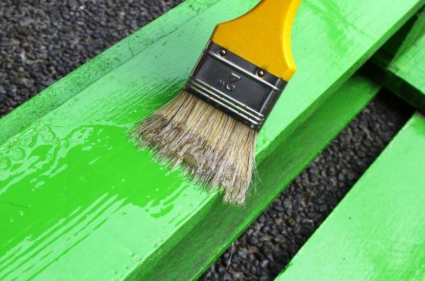 Алкидная краска: основные отличия, состав и характеристики покрытия (110 фото)