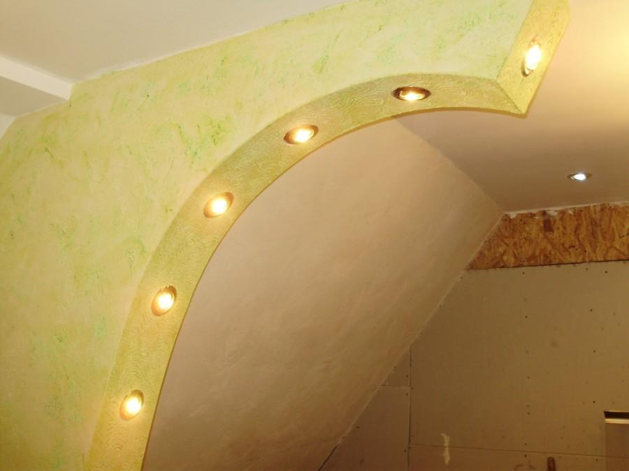 запечатлеть фигурные арки из гипсокартона фото идеи украшений причесок