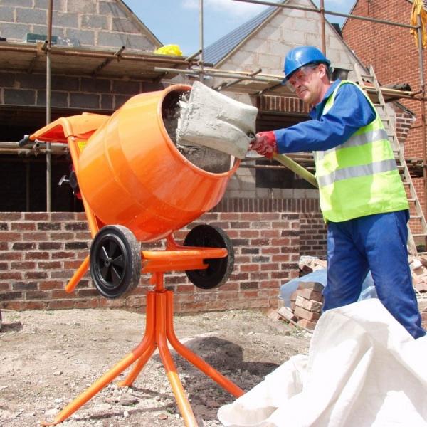 Бетон своими руками: советы экспертов как замешать качественный бетон. 105 фото особенностей приготовления