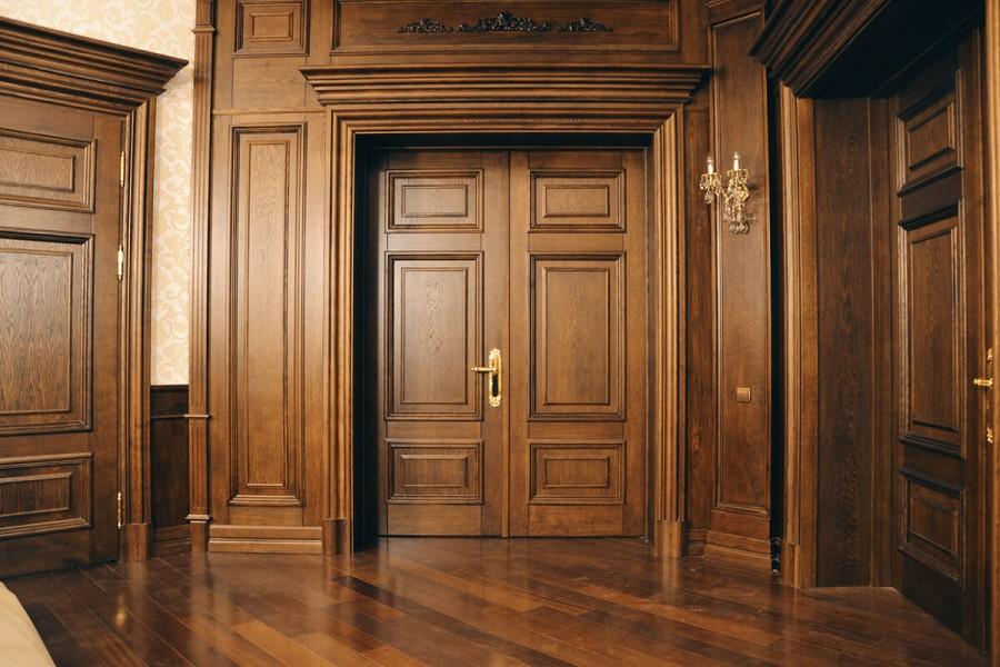 Двери из массива - volhovecru