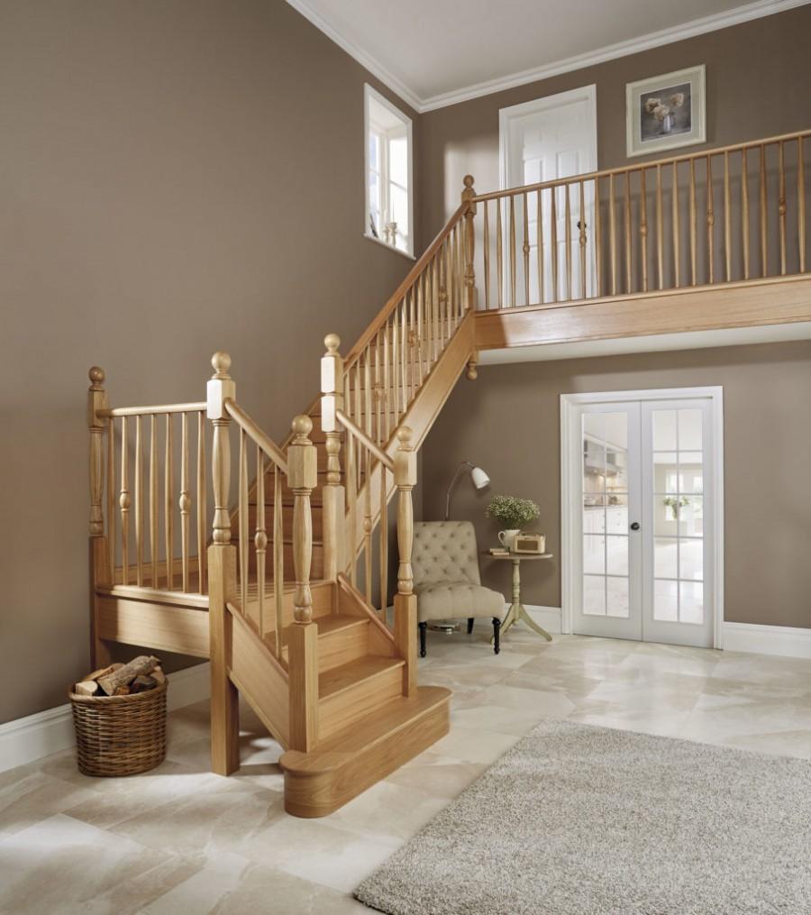 Какими могут быть лестницы на второй этаж в деревянном доме: варианты конструкций и дизайна. Как сделать лестницу: все нюансы – от расчёта до сборки