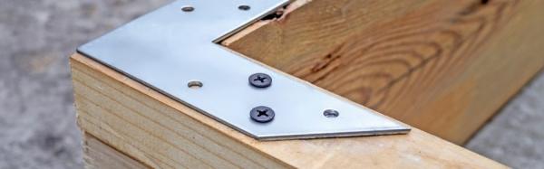Деревянный крепеж: основные элементы конструкций и методы их установки (85 фото)