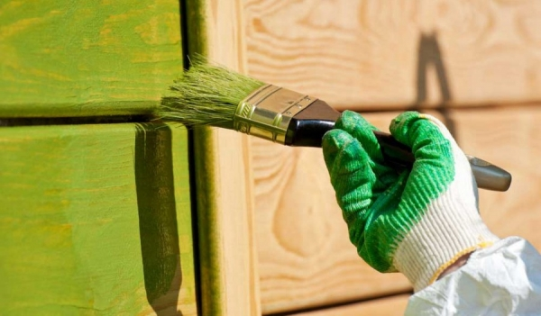 Фасадная краска: 125 фото советов как подобрать качественное покрытие для наружных работ