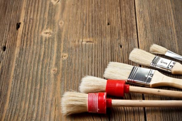 Кисти для покраски: как правильно подобрать оптимальный размер и модель кисти (75 фото)