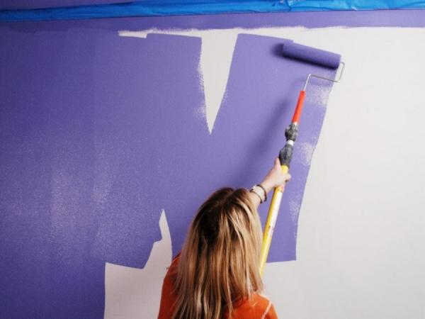 Клеевая краска – принципы использования и основные характеристики специального покрытия (85 фото)