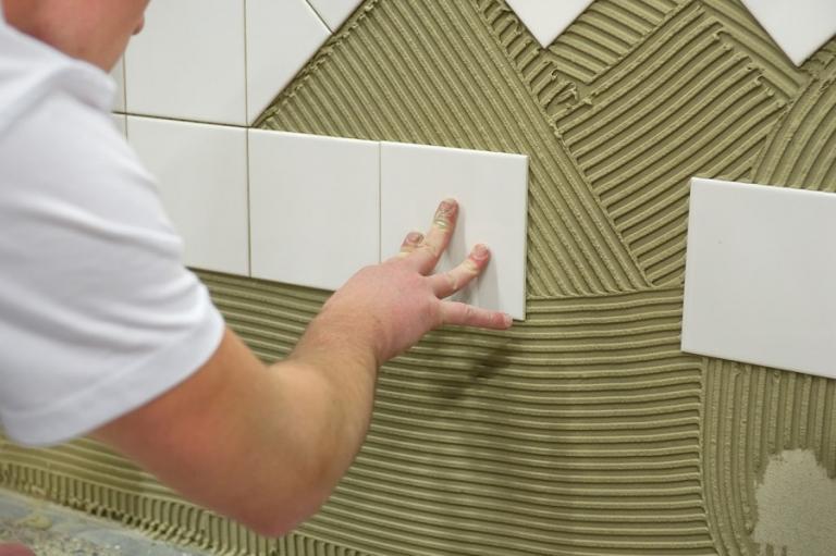 Ceramic tile refinishing cost