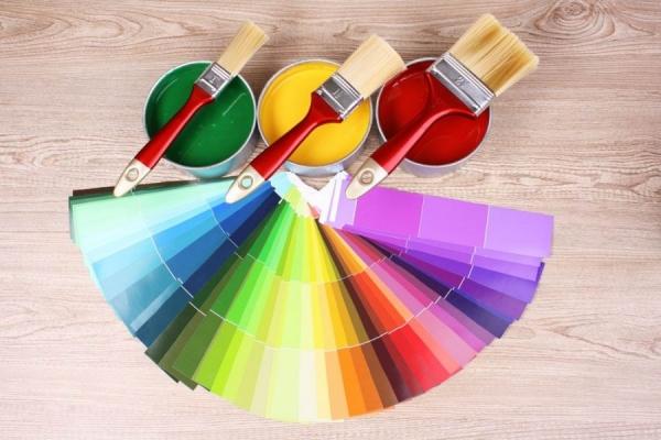 Колеровка краски — процесс смешивания, подбор насыщенности и яркости красок (110 фото)