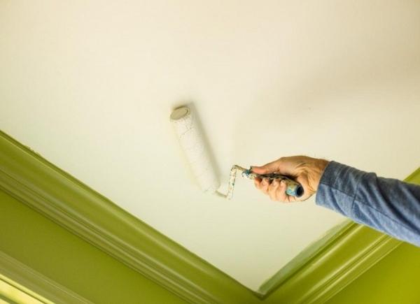 Краска для потолка – 105 фото лучших составов ЛКП и советы по выбору производителя