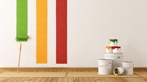 Краска для стен: как купить лучшую быстросохнущую краску без запаха? (140 фото)