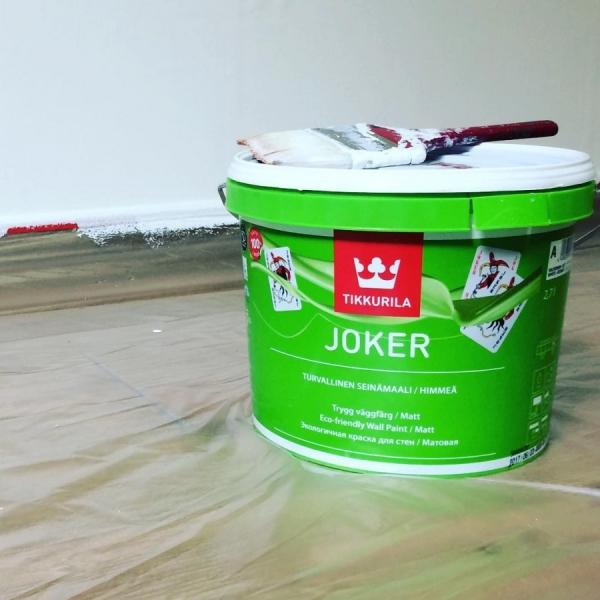 Краска тиккурила – базовые свойства, нормы расхода и основные правила покрытия (100 фото)