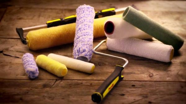 Малярный инструмент: подбор лучших моделей и особенности их применения (105 фото)