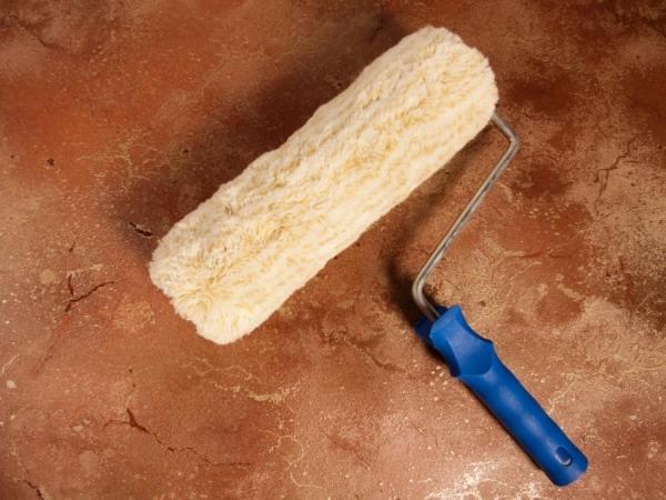Малярный валик – советы по подбору размера, вида и материала ворса (105 фото)