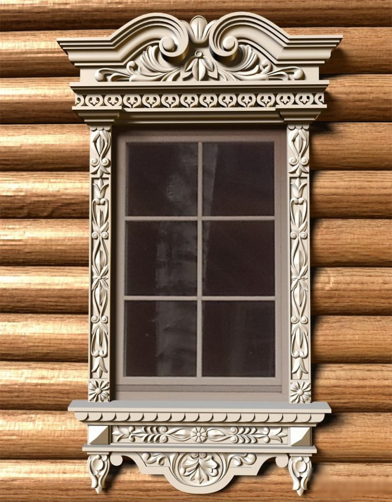 Резные наличники на окна фотографии модификация