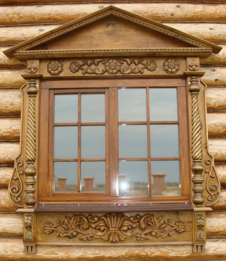 Наличники на окна своими руками - пошаговая инструкция! 86