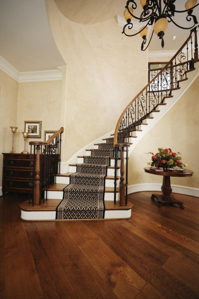 варианты покрытия лестницы фото результате разработали наиболее