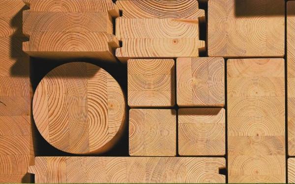 Профилированный брус — 75 фото основных профилей разных сортов древесины