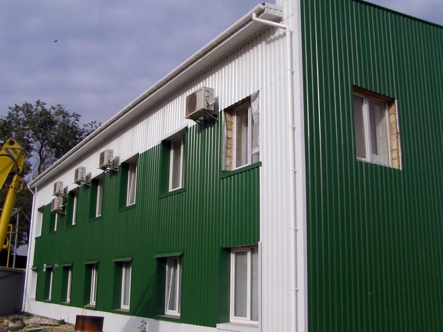 носков профнастил для фасада фото домов тренерский совет