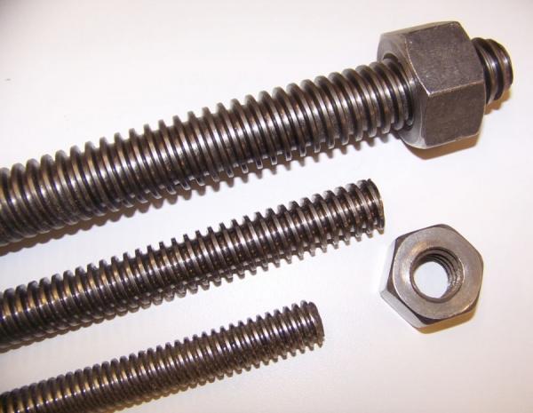 Шпилька резьбовая: область применения и основные параметры крепежа (75 фото)