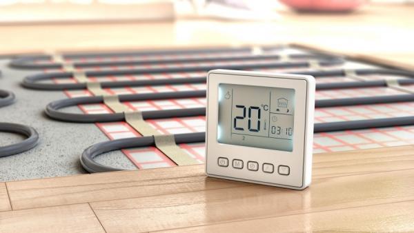 Терморегулятор для теплого пола – советы какой лучше выбрать и монтаж прибора (115 фото)