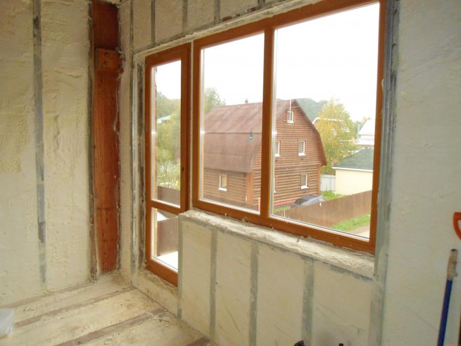 утеплить балкон своими руками пошаговое фото