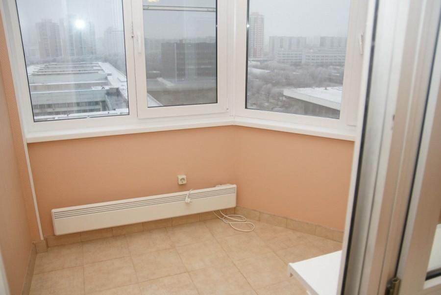 отопление на балконе