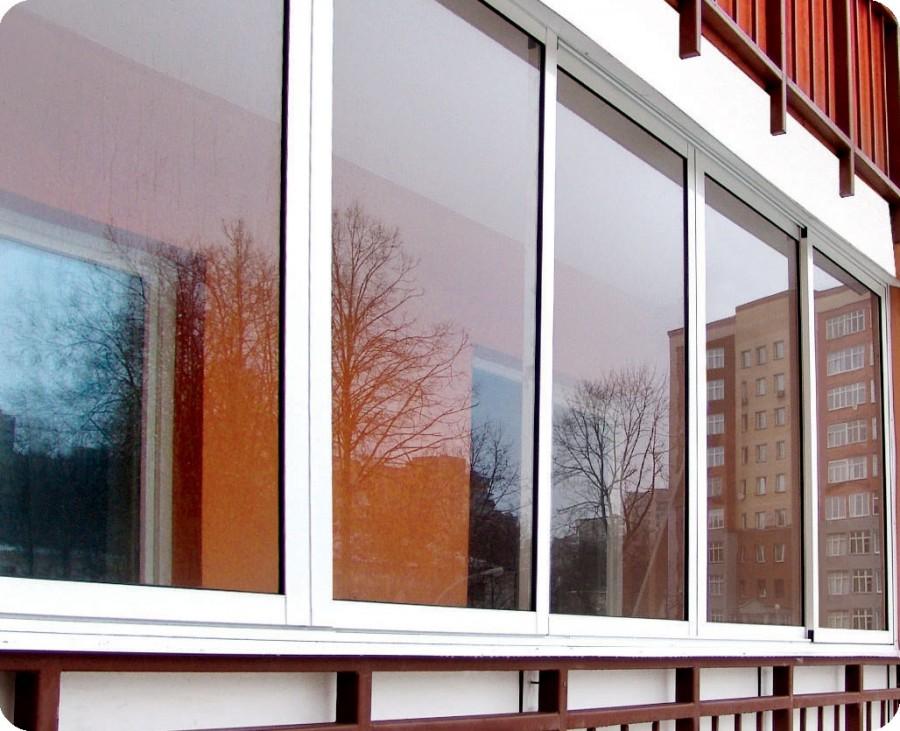 утепление балкона с французскими окнами