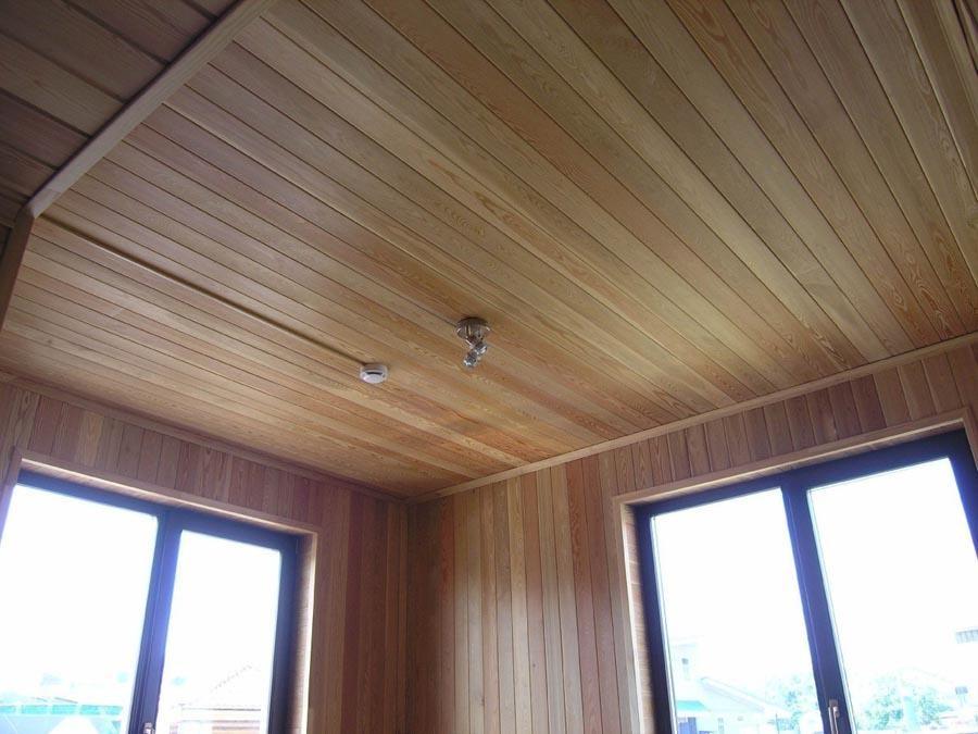 итоге вагонка глянцевая на потолок фото базовой