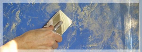 Венецианская штукатурка: методы и технологии нанесения своими руками. 80 фото декорирования стен