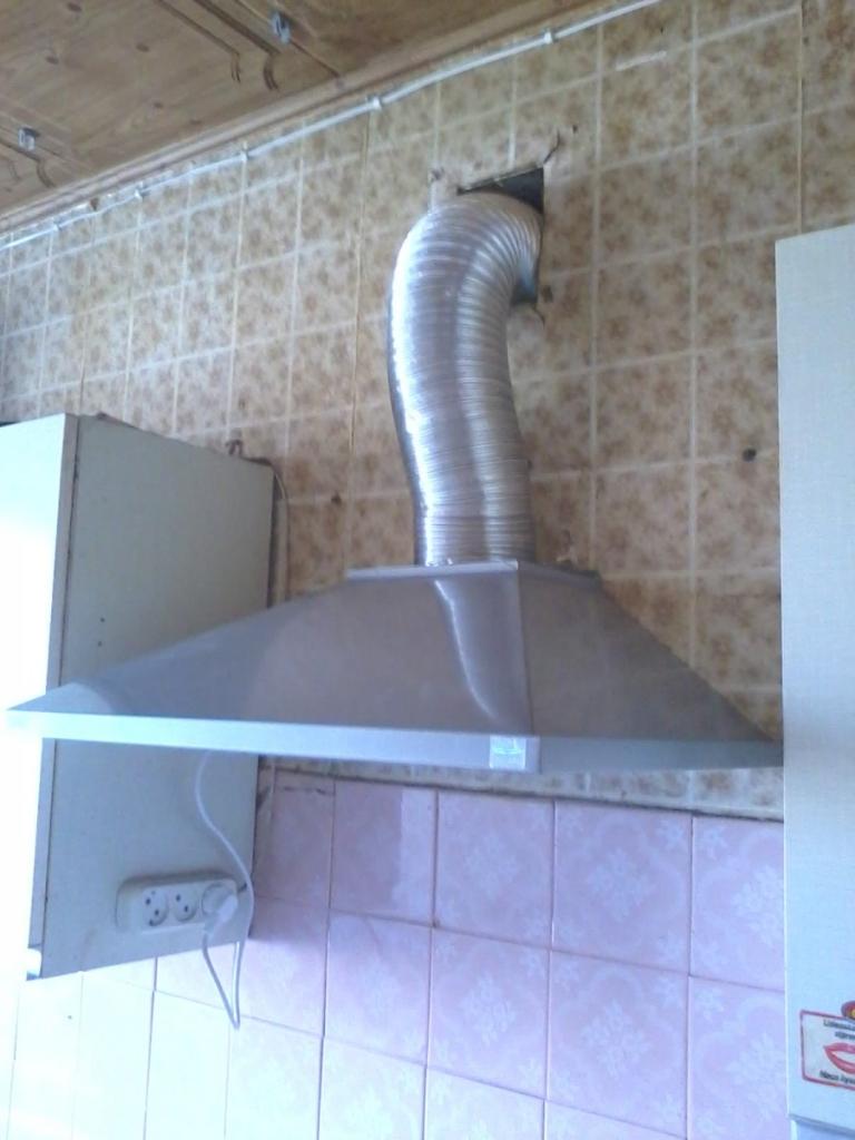 Из чего сделать вытяжку на кухню своими руками фото 971