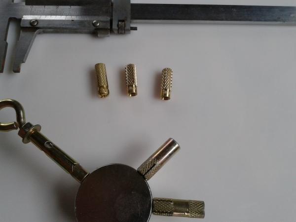 Забивной анкер – основные особенности монтажа и характеристики крепежа (115 фото)