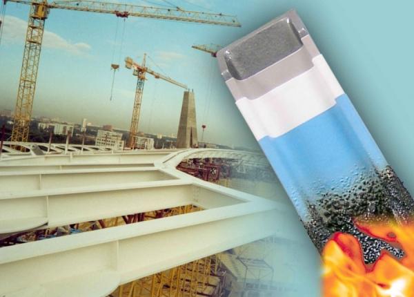 Огнезащитная краска: подбор оптимальной защиты для металла и древесины. 105 фото нанесения состава