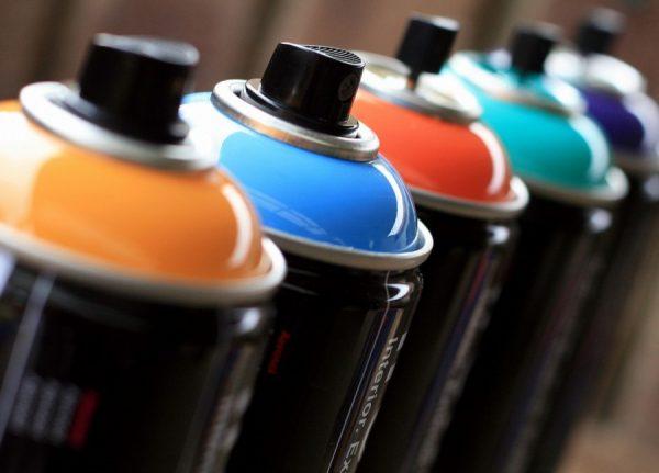 Аэрозольная краска: основные варианты применения и нанесения покрытия. 115 фото особенностей выбора