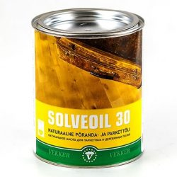 Масло VEKKER Wood Oil Solveoil для пола