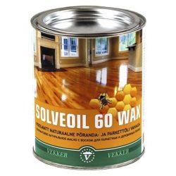 Масло VEKKER Wood Oil Solveoil 60 WAX для пола с воском