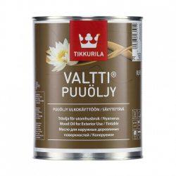 Валтти - Valtti Масло для защиты древесины от влаги, грязи и растрескивания.