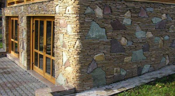 Облицовочный камень, природный и искусственный – отличия и преимущества.