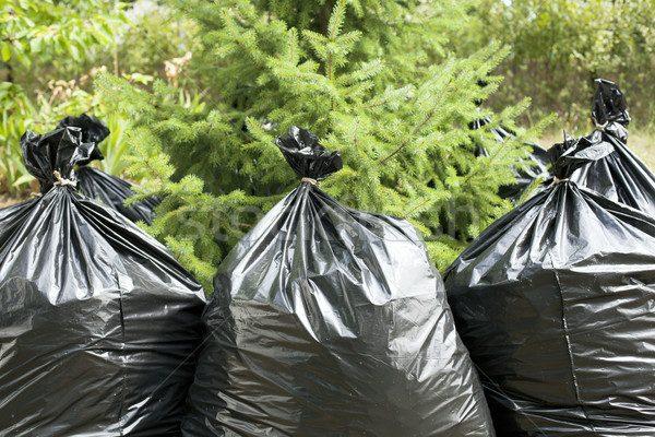 Мешки для мусора ПВД и ПНД