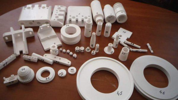Виды и применение технической керамики