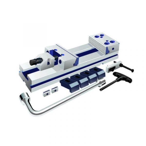 Оснастка для фрезерных станков: цанговые зажимы, тиски и другое