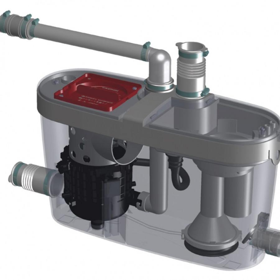 Насос канализационный устройство