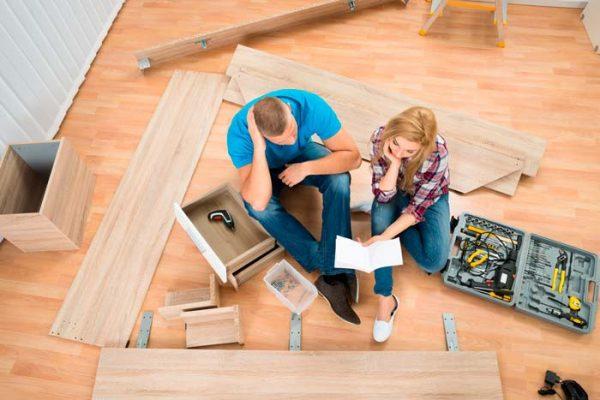 Корпусная мебель особенности выбора.