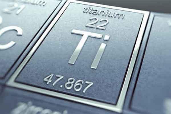 Титановая плита