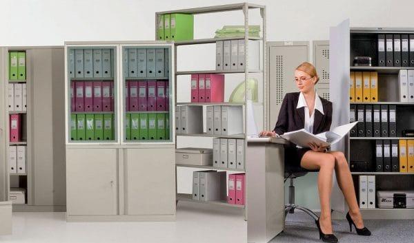 Металлические шкафы, для мастерской, раздевалки, архива.