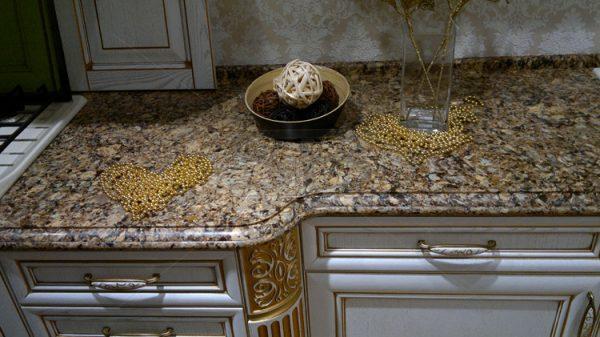 Столешницы из камня для современной кухни – правила выбора.