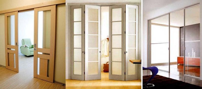 двери распашные двустворчатые межкомнатные