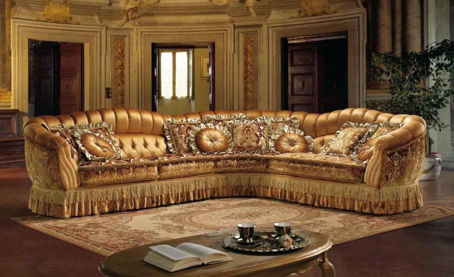 Классическая Итальянская мебель