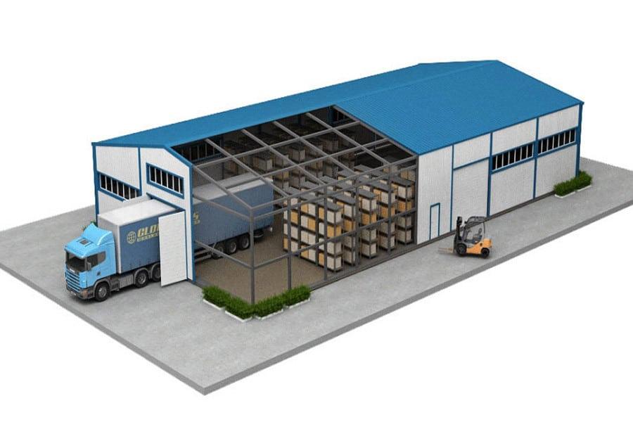 Проект быстровозводимых зданий