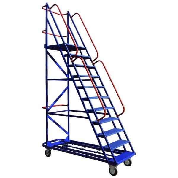 Лестница передвижная ЛС2