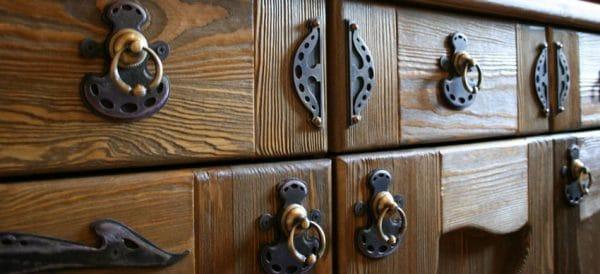 деревянная мебель из массива