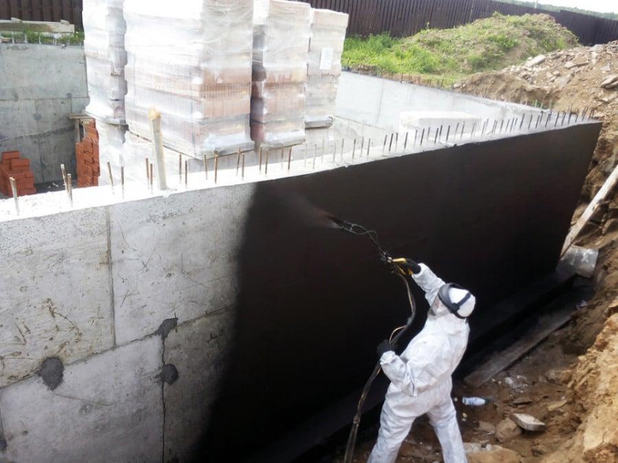 мастика битумно каучуковая для гидроизоляции
